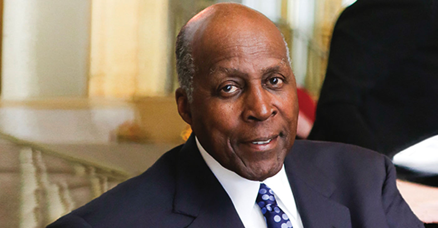 Vernon Jordan, Civil Rights Leader and Presidential Advisor